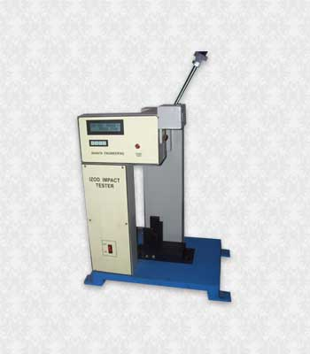 Izod Impact Tester - Charpy Impact Testers ( AS PER ASTM D-256 )