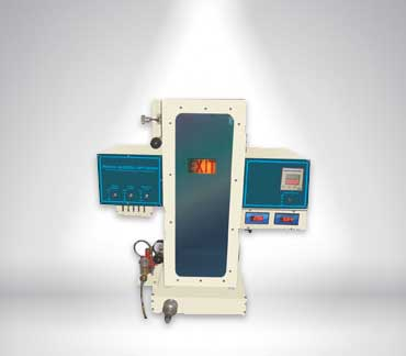 Smoke Density Tester As per ASTM D 2843